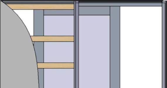 Archskirt Aluminium Partitions